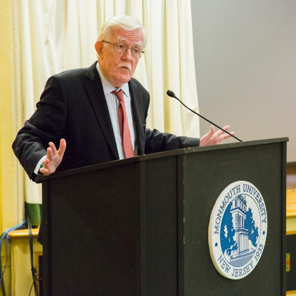 Tom Gallagher '62, US Diplomat and Gay Rights Activist, Dies at 77