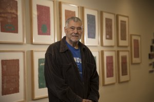 Closing Reception and Documentary Film Premiere Celebrate Work of Art Professor Vincent DiMattio