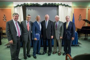 Monmouth University Hosts Experts for Pension and Benefit Reform Panel
