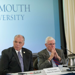Monmouth University Pension and Benefit Reform Panel Featured on NJTV