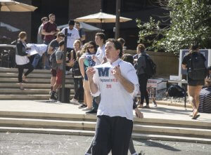 Rock the Vote at Monmouth University Photo 3
