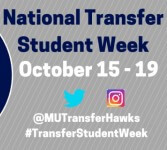 Monmouth Celebrates National Transfer Student Week