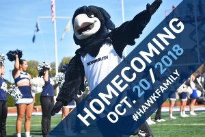 Calling All Hawks: Join Monmouth's Homecoming Celebration Oct. 20