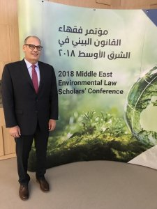 Professor Randall Abate Presents at Environmental Law Conference in Qatar