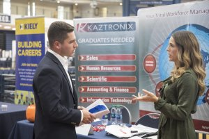 Monmouth's Career Services Highlighted in New Jersey Business Magazine