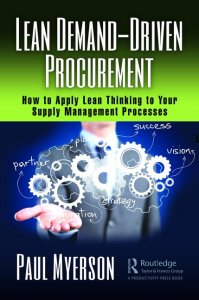 Professor Myerson Publishes New Book on Lean Thinking and Supply Chain Management