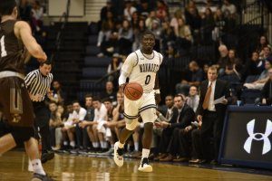 Salnave's Game-Winner Propels Monmouth Over Penn in OT