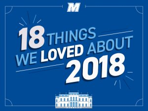 Monmouth Magazine's 18 Things We Loved About 2018