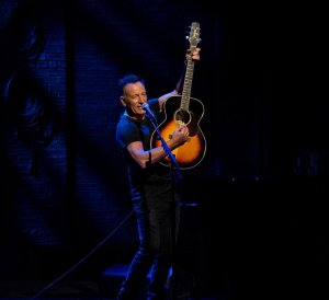 Monmouth University Screening Netflix Special 'Springsteen on Broadway' Jan. 13