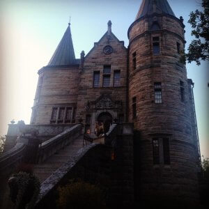 English Professor Invited to Swedish Castle for Book Project