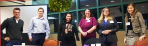 School of Science Peer Mentors Hold Annual Career Choices Roundtable