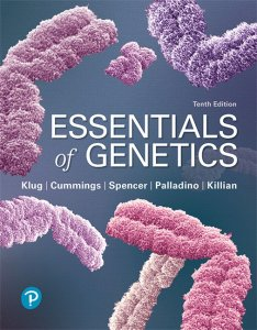 Vice Provost for Graduate Studies Co-Authors New Genetics Textbook