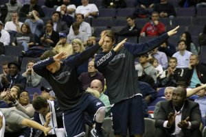 Monmouth Bench Mob Returns to Inspire Movement with March Madness Promos