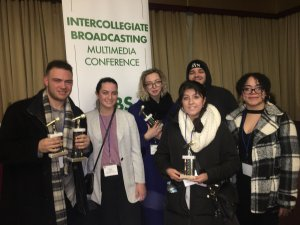WMCX Broadcasters Garner National Recognition