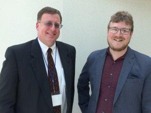 Professor Stanley Blair Earns NJCEA Steven J. Rosen Mentor Award
