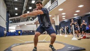 Penn Relays: Monmouth University's Murphy Wins Shot Put Title
