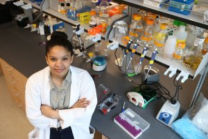 Monmouth Biology Student Featured in Asbury Park Press News Series