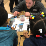 Monmouth U. Students Partner with Local Elementary Schools to 'Unravel' DNA Photo 3