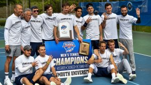 Men's Tennis Draws Penn State in NCAA Tournament