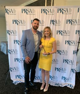 Monmouth University Student Wins Future PR Pro Award