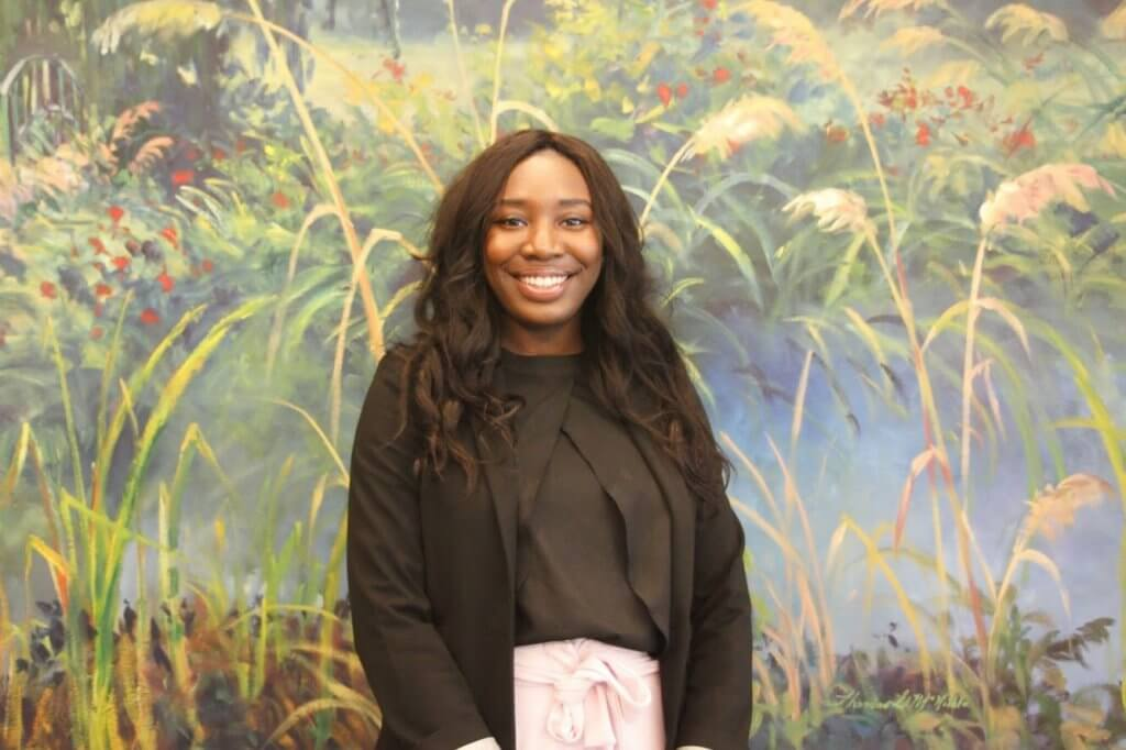 Alyssa Wilson '18 is Part of Award-Winning Boston 25 News Team