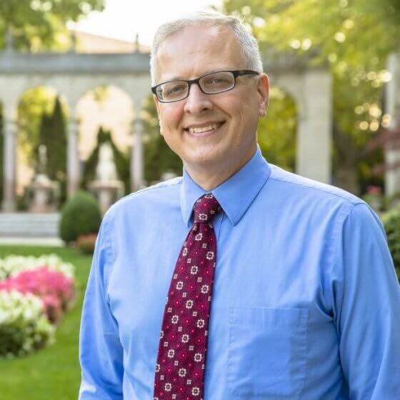 Photo of Patrick Murray, Director of the Monmouth University Polling Institute