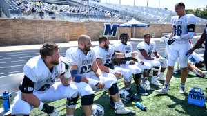 Monmouth University Football Prepares to Kick Off 2019 Season [Video]