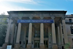 "Monmouth University Welcomes 10th President, <span class=""nowrap"">Patrick F. Leahy</span>"