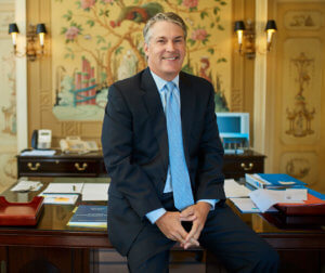 'Untapped Potential': New President Sees Plenty of Challenges, but also Plenty of Promise at Monmouth U.