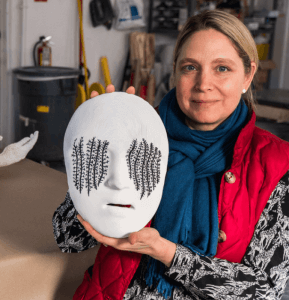 Sculpting Interdisciplinary Career Paths at Monmouth University's Art Department