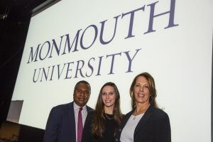 Local High School Students Get a Taste of Health Care Careers Thanks to Monmouth U. Partnership