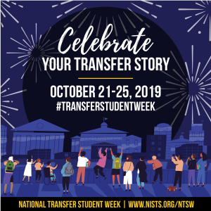Monmouth University Celebrates National Transfer Student Week Oct. 21–25
