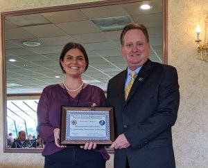 New Jersey Department of Environmental Protection Recognizes Monmouth U. as Recycling Leader
