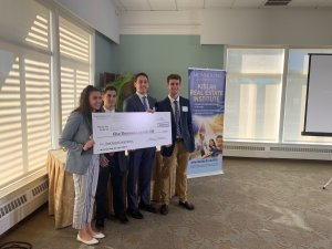 Monmouth University Real Estate Students Win Intercollegiate Academic Competition
