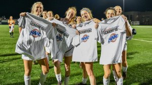 Women's Soccer Opens NCAA Tournament at Brown