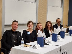 Career Panel Features Monmouth Psychology Alumni