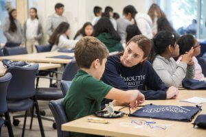 Monmouth Future Scholars Program Begins Its 8th Year