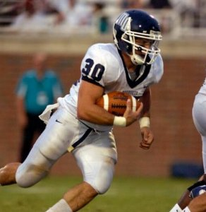 Monmouth Football Legend Cherishes Program's Rise, As His Rushing Records Fall