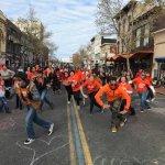 International Flash Mob Photo 1