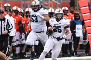 Guerriero and Farris Earn AP All-American Honors