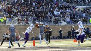 Monmouth Football Gets First FCS Playoff Win