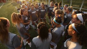 Women's Soccer Earns Four Scholar All-East Selections