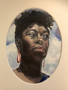Professor Johanna Foster's Art Work Featured in 'Women Pathmakers' Exhibit