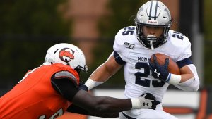 Guerriero Named to Walter Camp FCS All-American Team