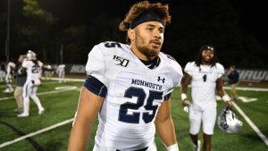 Monmouth RB Pete Guerriero to Enter NFL Draft; Lyndhurst Native Led FCS in Rushing