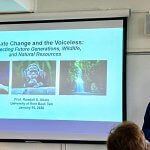 """Dr. Abate's tour for his latest book, """"Climate Change and the Voiceless."""" - Photo 3"""
