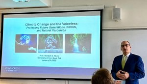 Professor Abate Delivers Book Talks and Panel Presentations in the U.K., Belgium, and Canada