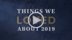Things We Loved About 2019