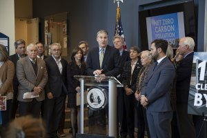 Congressman Pallone, Tammy Murphy Champion CLEAN Future Act at Monmouth