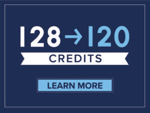 FAQs About the Reduction to 120 Credits for the 2020-2021 Academic Year